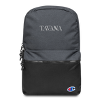 Tavana Embroidered Champion Backpack