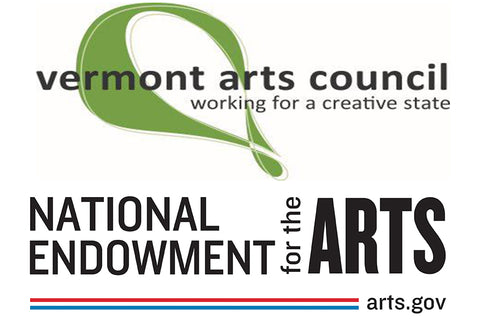 2019- 2020: Vermont Arts Council and the National Endowment for the Arts