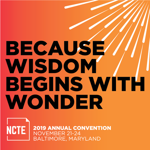 Nov. 21-24: National Council of Teachers of English annual convention / Booth 1141