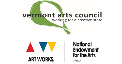 Vermont Arts Council and the National Endowment for the Arts