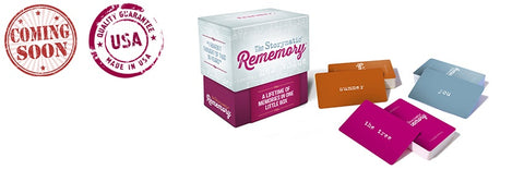 Rememory is almost here!