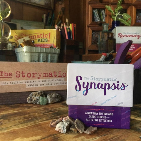 Storymatic family with Synapsis