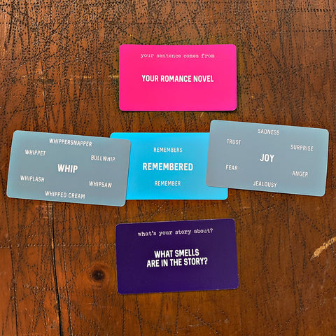Synapsis sample cards