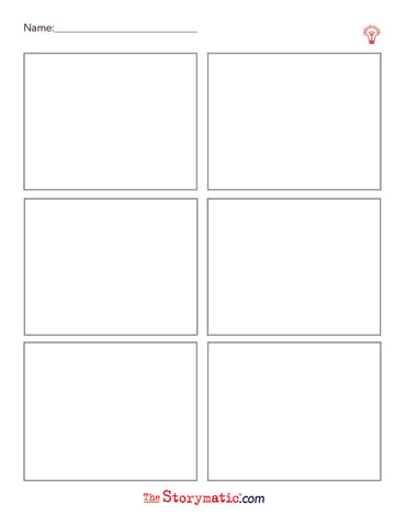 Storyboard Worksheet