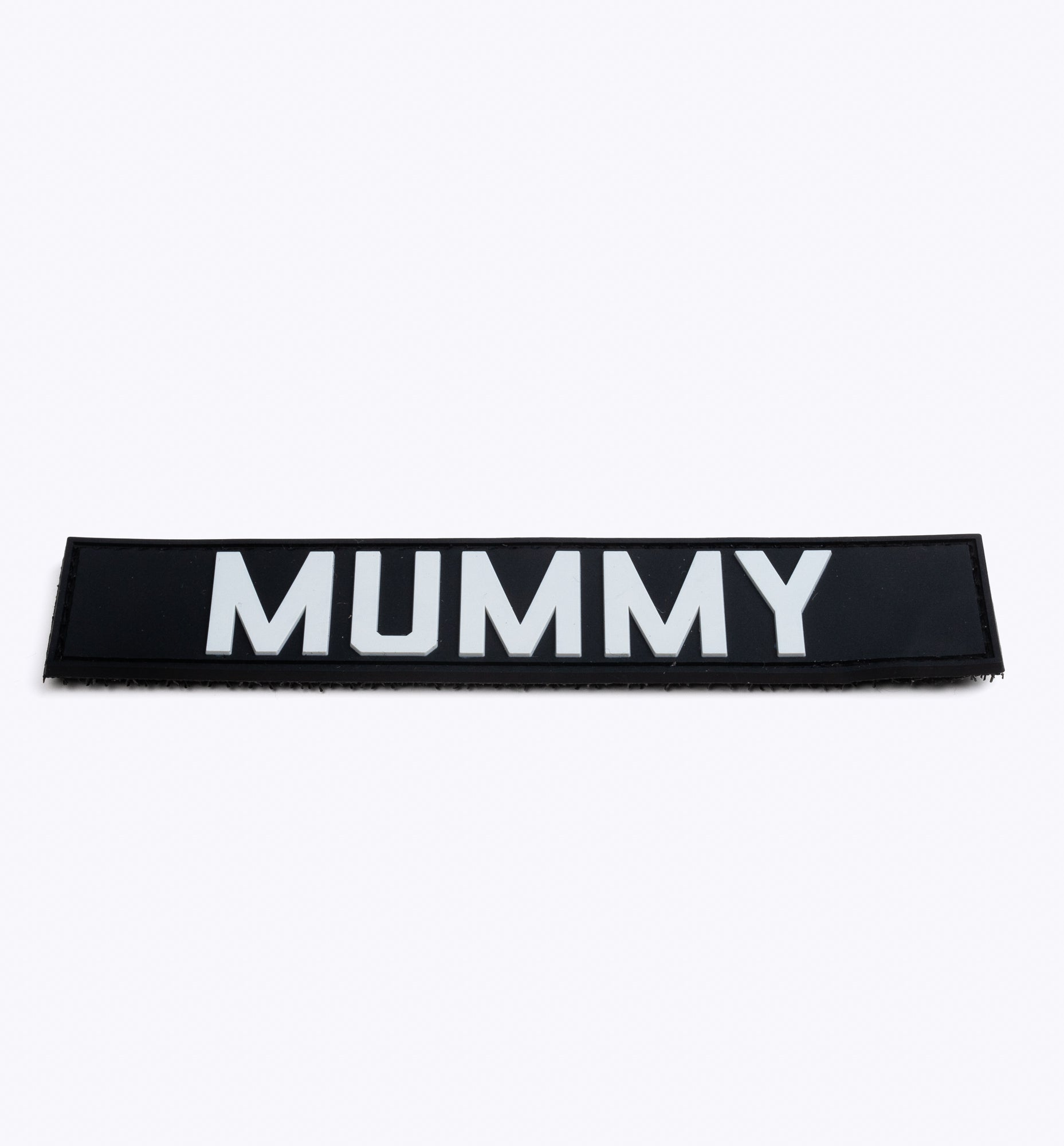 'MUMMY' PVC Patch