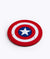 Captain America PVC Patch