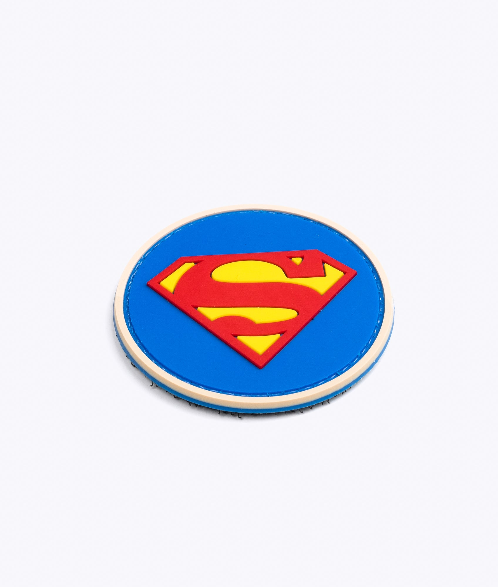 Superman PVC Patch