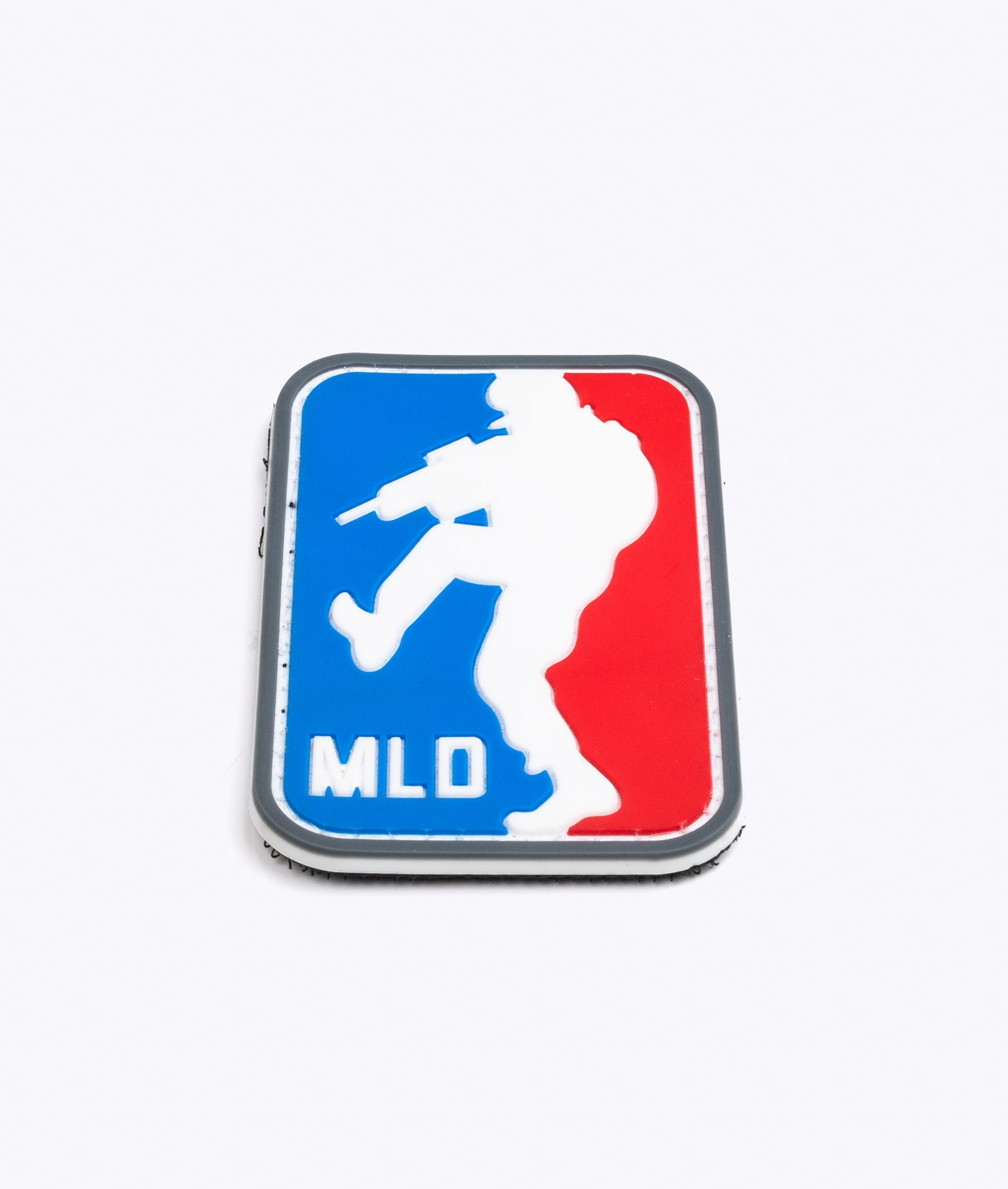 Major League Door Kicker PVC Patch