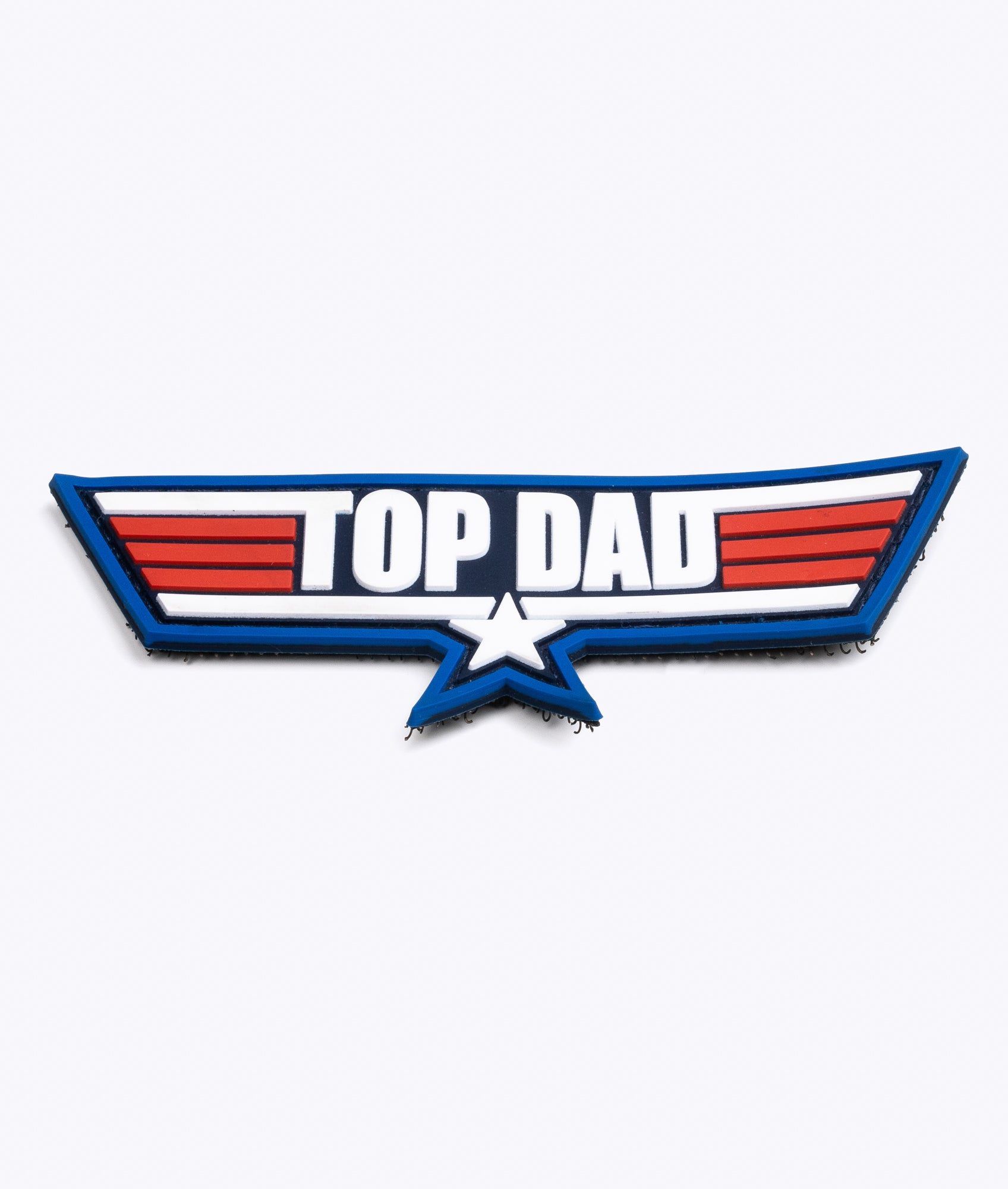 Top Dad PVC Patch