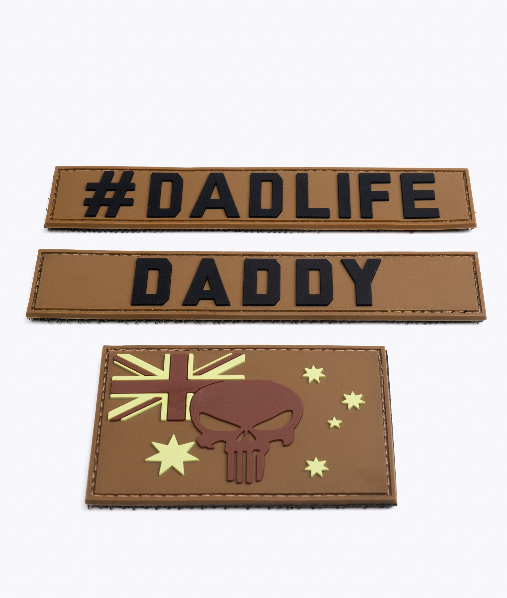 'Ultimate Dad's Patch Pack'