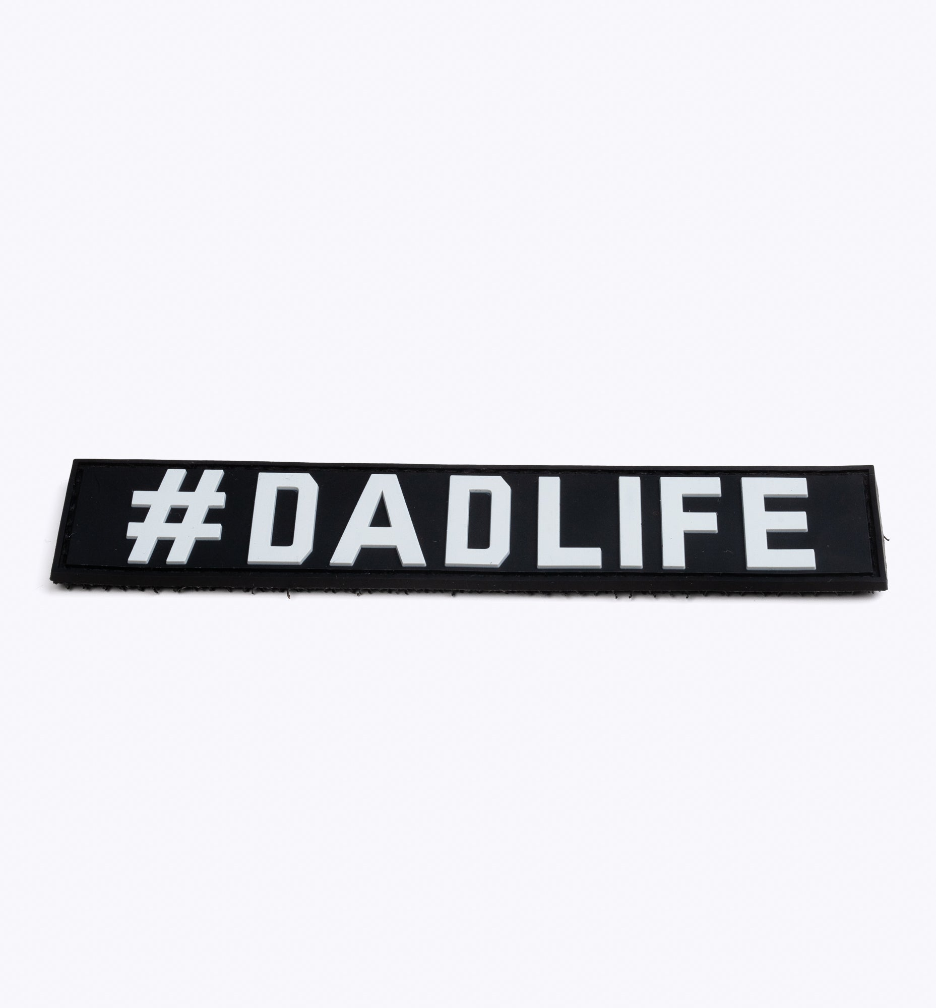 '#DADLIFE' PVC Patch