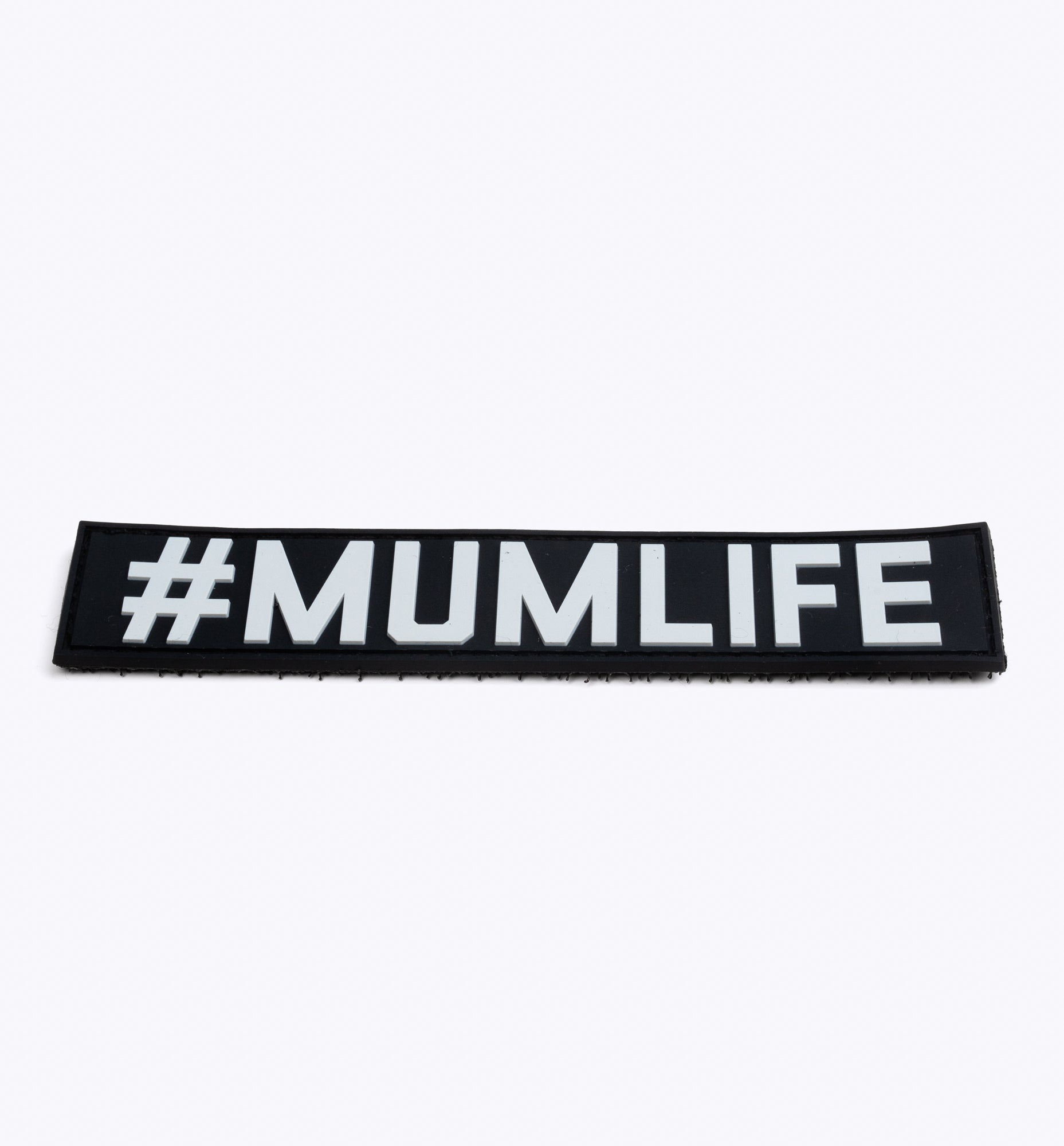 '#MUMLIFE' PVC Patch