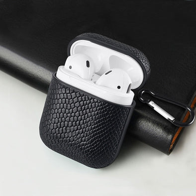 Luxury Snake  Case For Airpods