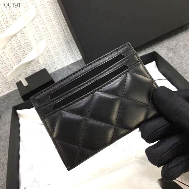 Women Luxury Card Holder