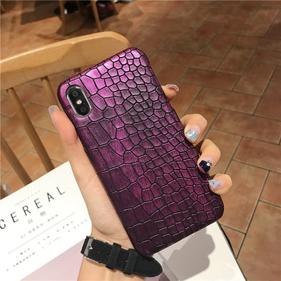 Purple Business Luxury Case