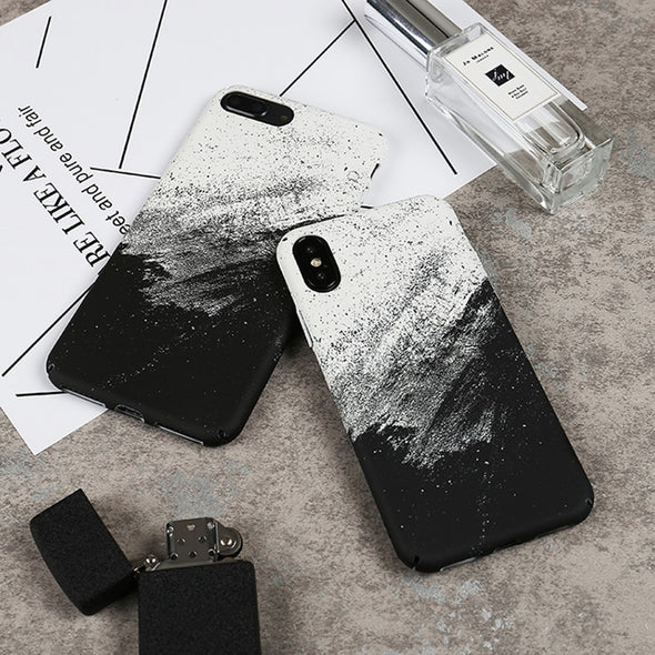 Abstract Graffiti Phone Case