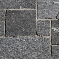 Rustic Ashlar: Charcoal Ridge