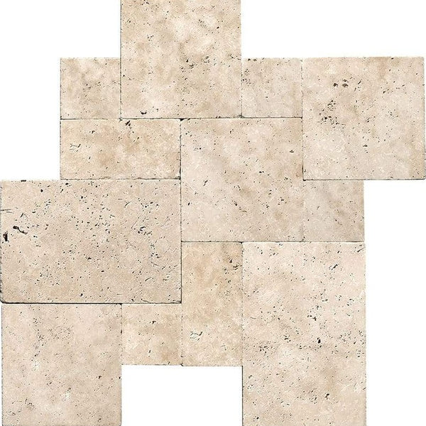 "Ivory Paver (Versaille Pattern 1 ¼"")"