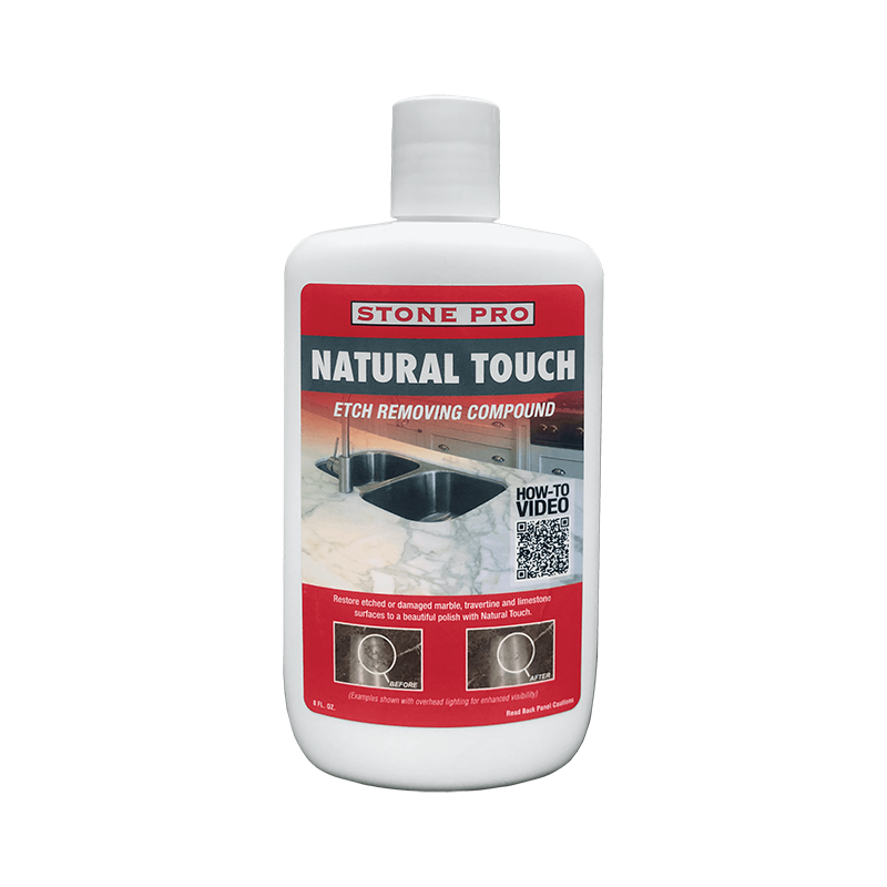 Natural Touch Stone Etch Remover