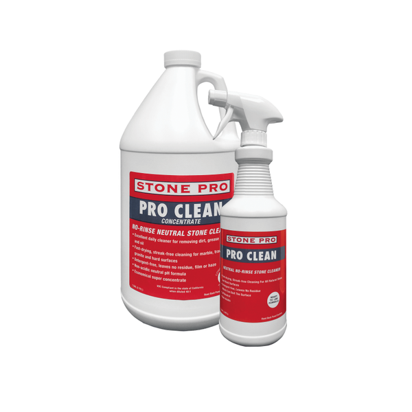 Pro Clean - Neutral No Rinse Cleaner