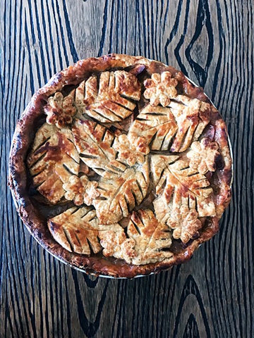 Chai Apple Pie