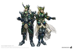 Green Knight Armor Expansion