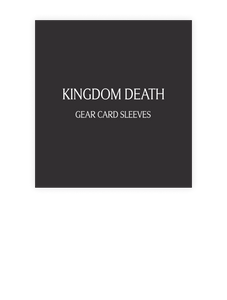 Gear Card Sleeves