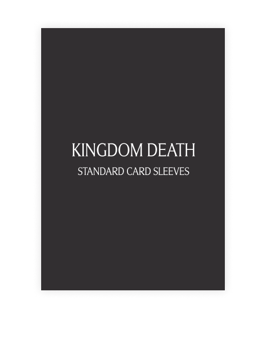 Standard Card Sleeves