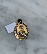 Load image into Gallery viewer, 14K Sacred Heart Pendant