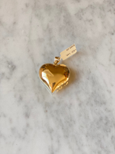 Load image into Gallery viewer, 14K Bubble Heart Pendant