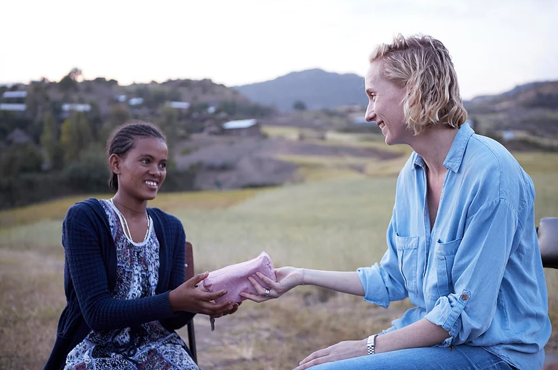 Period Equity: School's A Gift Trip to Ethiopia