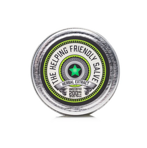 The Helping Friendly CBD Salve Review