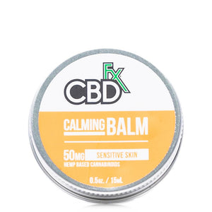CBDfx Calming Mini Balm 50mg - Ultimate CBD