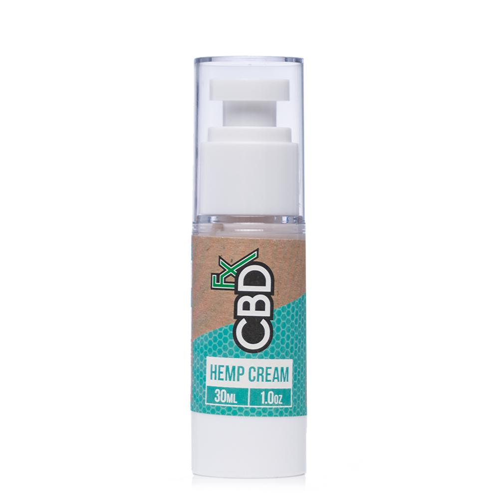 CBDfx Hemp Cream 100mg - Ultimate CBD