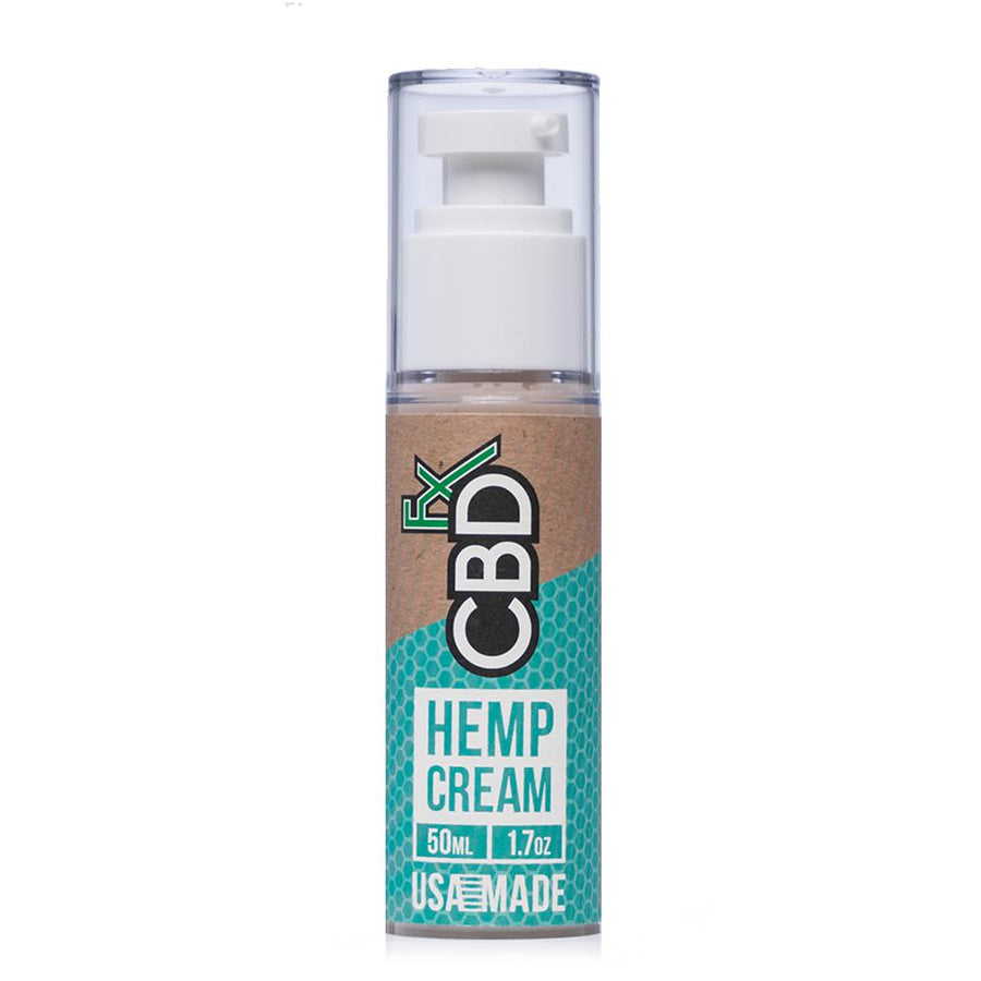 CBDfx Hemp Cream 150mg - Ultimate CBD