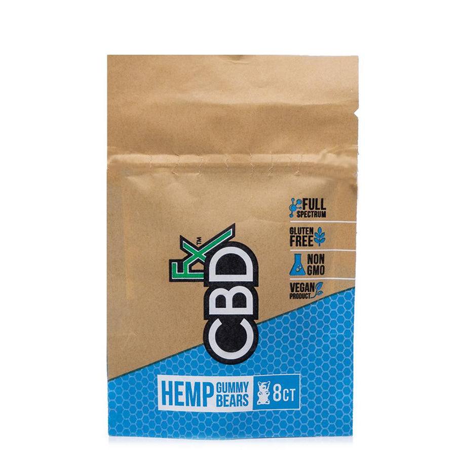 CBDfx Melatonin Gummy Bears 40mg - Ultimate CBD
