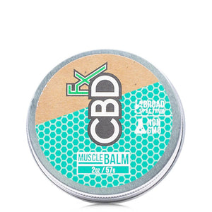 CBDfx Muscle Balm 150mg - Ultimate CBD