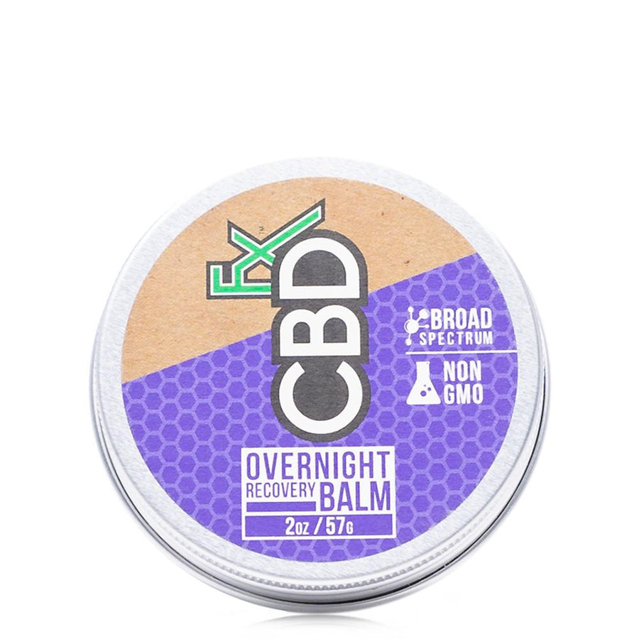 CBDfx Overnight Recovery Balm 150mg - Ultimate CBD