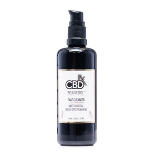 CBDfx Rejuvediol Face Cleanser 50mg - Ultimate CBD