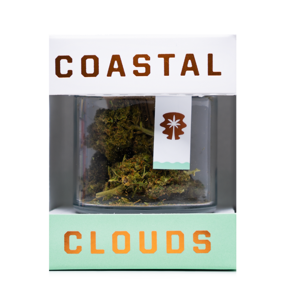 Coastal Clouds Cherry Blossom CBD Flower 3.5 Grams - Ultimate CBD