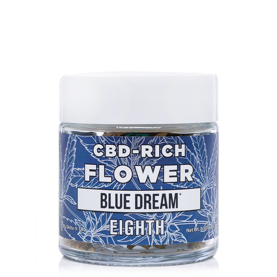Erth Hemp Blue Dream CBD Flower 3.5 Grams - Ultimate CBD