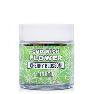 Erth Hemp Cherry Blossom CBD Flower 3.5 Grams - Ultimate CBD