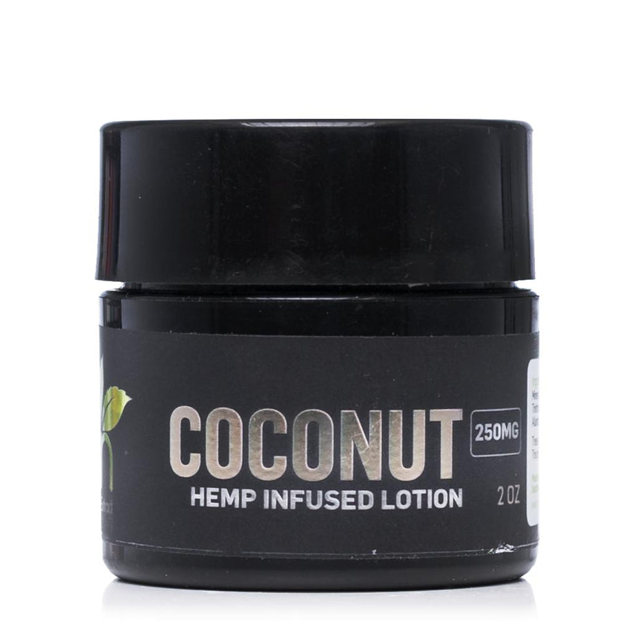 GRN CBD Coconut Lotion 250mg - Ultimate CBD