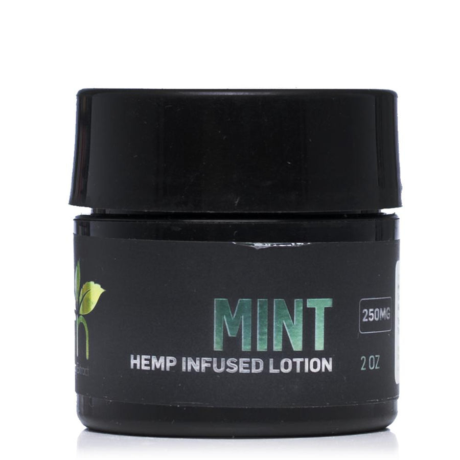 GRN CBD Mint Lotion 250mg - Ultimate CBD