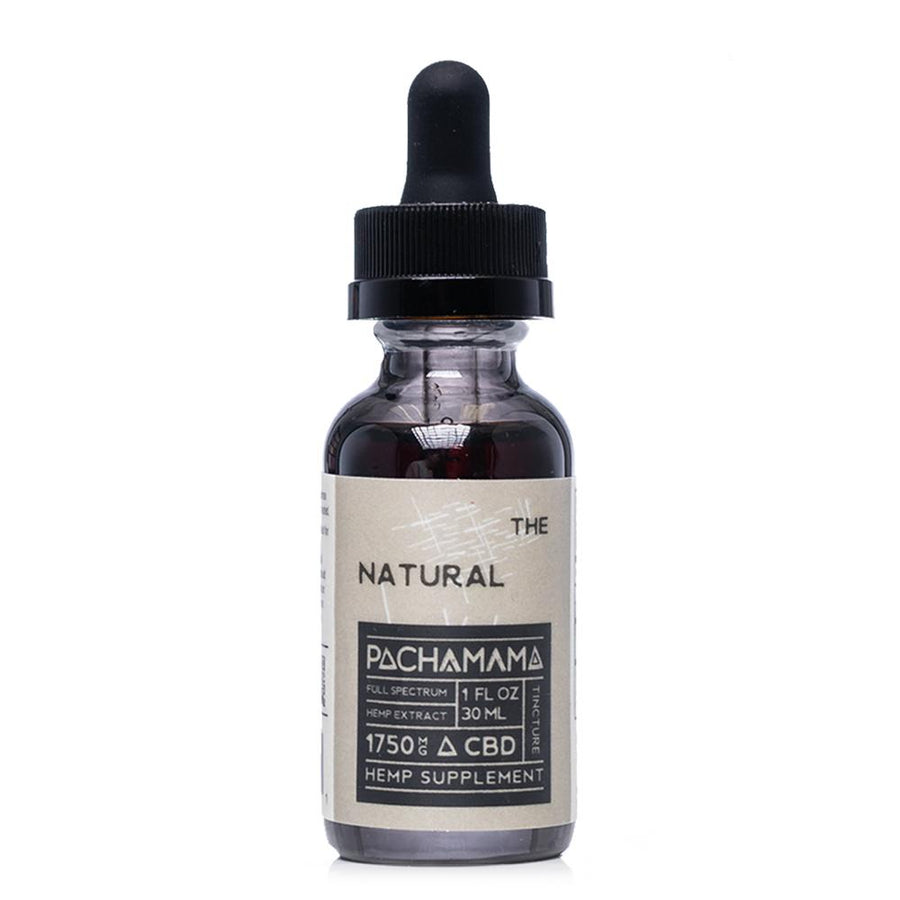 Pachamama CBD The Natural Tincture 1750mg - Ultimate CBD