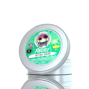 Reef CBD Tattoo Salve 250mg - Ultimate CBD