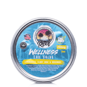 Reef CBD Wellness Salve 250mg - Ultimate CBD