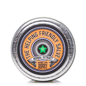 The Helping Friendly Orange Lavie Salve 200mg - Ultimate CBD