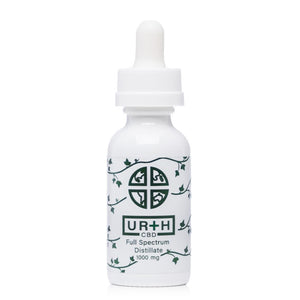 URTH CBD All Natural Tincture 1000mg - Ultimate CBD