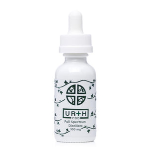 URTH CBD All Natural Tincture 300mg - Ultimate CBD